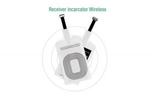 Incarcator Wireless Receiver 5V 1A Qi