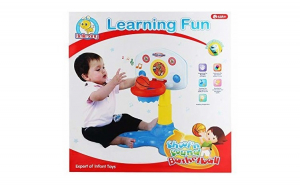 Joc interactiv bebe baschet