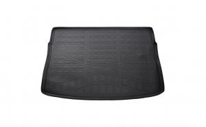Covor / Tavita Portbagaj CAUCIUC VW Golf VII 2012-2019 Hatchback (cu roata rezerva) (Norplast)