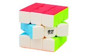 Cub Rubik 3x3x3, QiYi Warrior