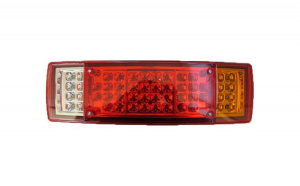 Stop camion LED 15 x 09 pe 24V partea stanga