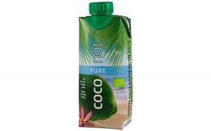 Apa BIO de cocos, 330ml Aqua Verde