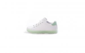 Adidasi dama alb verde
