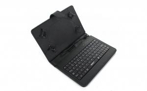 Husa Tableta 7 inch, Cu tastatura micro