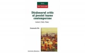 Dictionarul critic , autor  Emanuela Ilie