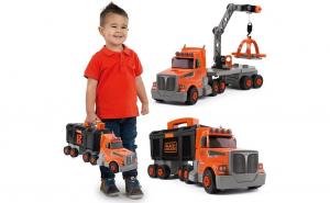 Set Camion  cu scule pentru copii