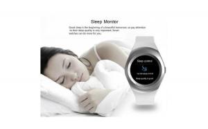 Smartwatch Y1 Telefon 1.54 inch pentru Android si IOS compatibil multiple aplicatii White