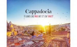 Circuit 8 zile - Cappadocia