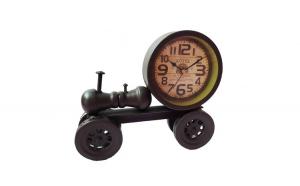 Ceas de masa, In forma de tractor, 20
