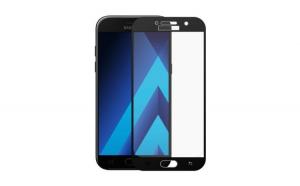 Folie Sticla Samsung Galaxy J5 2017 Flippy Full Face Negru