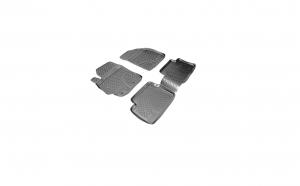 Covoare / Covorase / Presuri SBR TOYOTA Corolla X (E140) 2006-2012 - NORPLAST