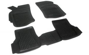 Covoare cauciuc stil tavita Citroen C4 II / DS4 2010-> ( 2D 63302, A10 )