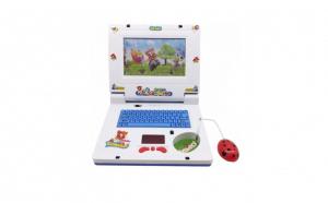 Mini laptop muzical de jucarie