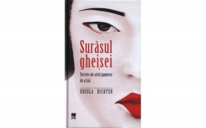 Surasul gheisei, autor Ursula Richter