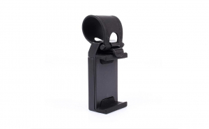 Suport de telefon pentru volan, Aexya, negru