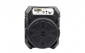 Boxa portabila KTS-1150C, USB, Wireless, Radio FM