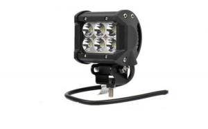 Proiector LED Auto 18W/12V-24V, 1800