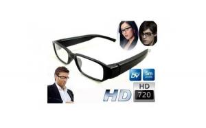 Ochelari spion camera video FULL HD cu lentila nedetectabila