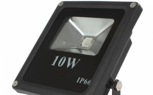 Proiectorul Led Slim, 10W - reprezinta o solutie pentru iluminare in cluburi, baruri, hoteluri, restaurante