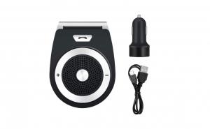 Difuzor bluetooth pentru masina cu prindere de parasolar, wireless, Aexya