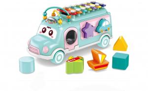 Autobuz scolar multifunctional cu forme