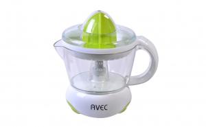 Storcator electric citrice, 25W, 2 viteze, 0.7 L, Alb/Verde