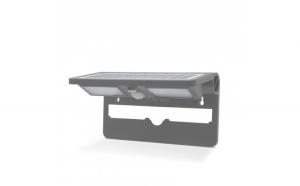 Reflector solar cu LED, cu senzor de