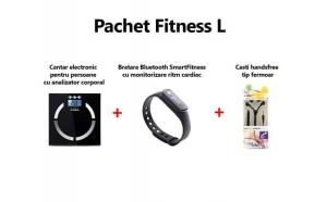 Pachet special Fitness marimea L, E-BODA