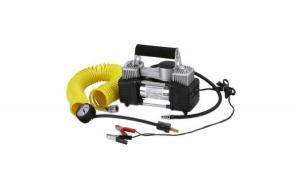 Compresor auto, 2 cilindri, 85l pe minut + cadou un recuperator magnetic