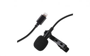 Microfon tip lavaliera pentru iPhone si alte dispozitive Apple