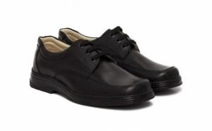 Pantofi cu talpa Epa, din piele naturala 100%, cu siret! Confortabili, flexibili si usori