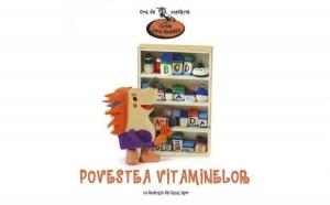 Povestea vitaminelor (ed.1, brosata), autor Lucia Muntean