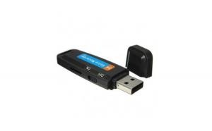 Mini reportofon sub forma de stick USB,