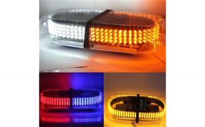 Bara Rampa girofare cu LED-uri 12v/24v lumina rosu/albastru COD: ART101A