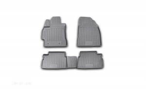 Set Covorase Tavita Negre Toyota Auris 2013-> Novline NVFTOBL4004