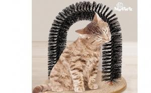 Arc de masaj pentru pisici, la doar 89 RON in loc de 200 RON