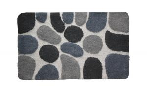 Covoras baie stone gri 50x80-1800 Gsm