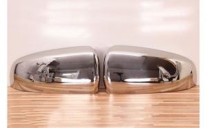 Ornamente crom pt. oglinda compatibil BMW X5 E70 -  X6 E71