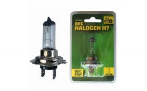Bec auto cu halogen  H7 RoGroup, 12V,