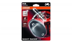 Set 2 buc Bec H4 Night Racer 110  Osram 12V