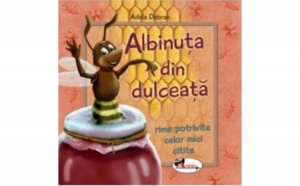 Albinuta din dulceata, autor Adela Dobran