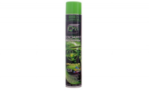 Spray silicon bord Q11 750 ml newcar