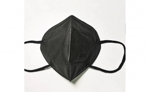 Set 5 bucati Masca faciala de protectie KN95 Neagra