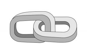 Antifurt lant cu lacat special Snake -