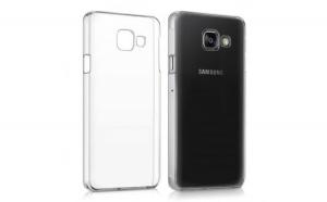 Husa Samsung A5 2017 Flippy Tpu Transparent