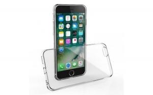 Husa Apple iPhone 6/6S Flippy Tpu Transparent