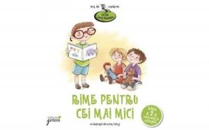 Rime pentru cei mai mici (ed. 2, brosata), autor Lucia Muntean