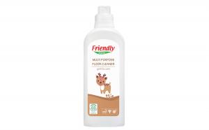 Detergent podele Friendly Organic, Ramai in continuare in siguranta