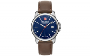Ceas barbatesc Swiss Military Hanowa 06-4230.7.04.003 Swiss Recruit II  39mm 5ATM