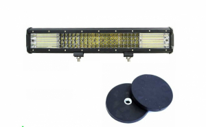 Pachet Led Bar 510w, 51000 LM, 12-24V si Suporti magnetici inclusi